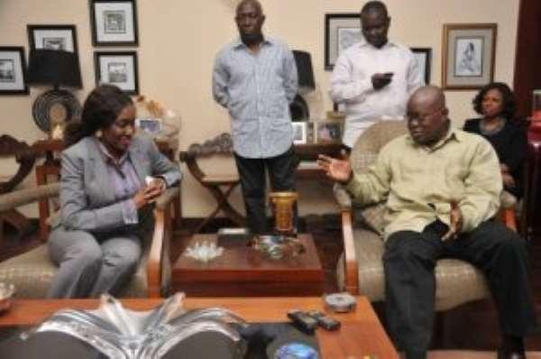 Nana Konadu commends Nana Addo for accepting SC verdict
