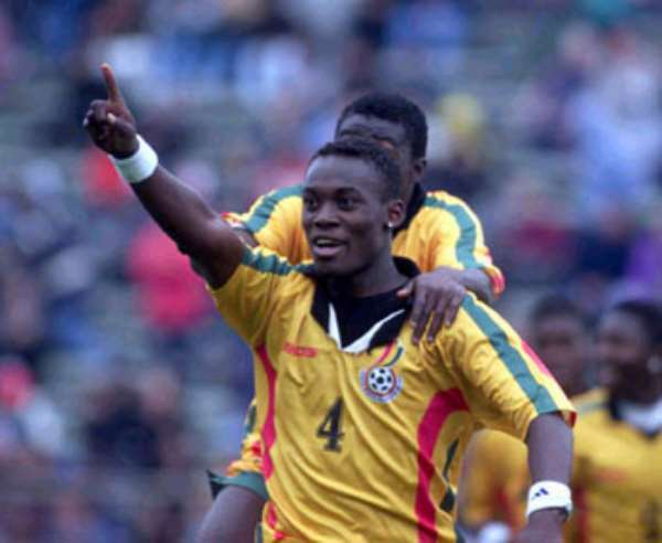 Black Stars beat Cape Verde