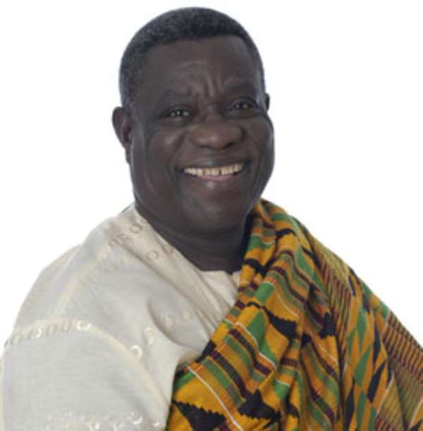 CV of Professor Mills, NDC candidate