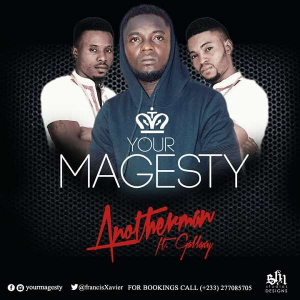 Listen Up: Magesty out with a new song featuring Gallaxy tilted 'Another Man'