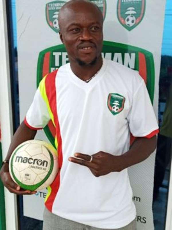Former Premier League goal king Alex Asamoah joins Eleven Wonders