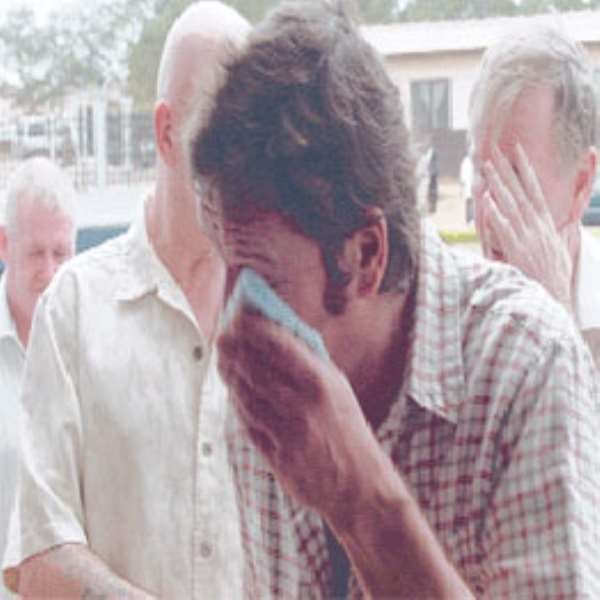 Fugitive drug baron before court