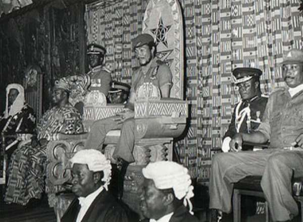 Rawlings, Coup D'etats, And The Future Of Democracy