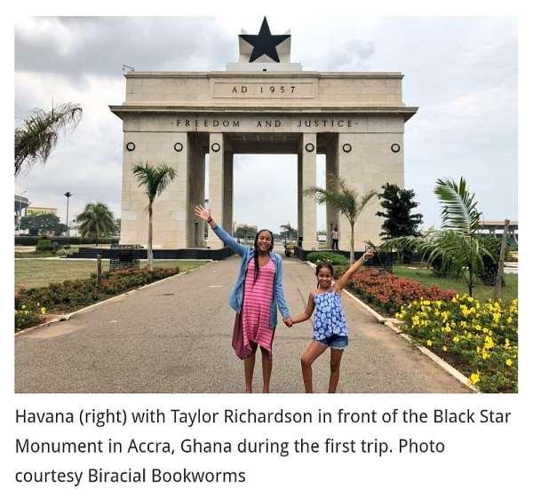 Havana Chapman-Edwards Returns To Ghana To Fight For Girls' Education