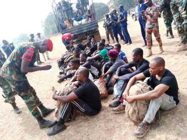 Western Togoland case adjourned to April 20
