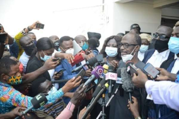 NDC urges supporters to remain calm ahead of election petition judgement