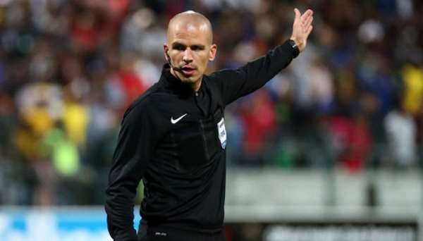 CAF CC: South African Referee Victor Gomes To Officiate Zesco-Kotoko Clash