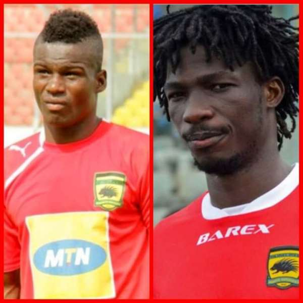 Sogne Yacouba Has Done Nothing At Kotoko - Ahmed Toure