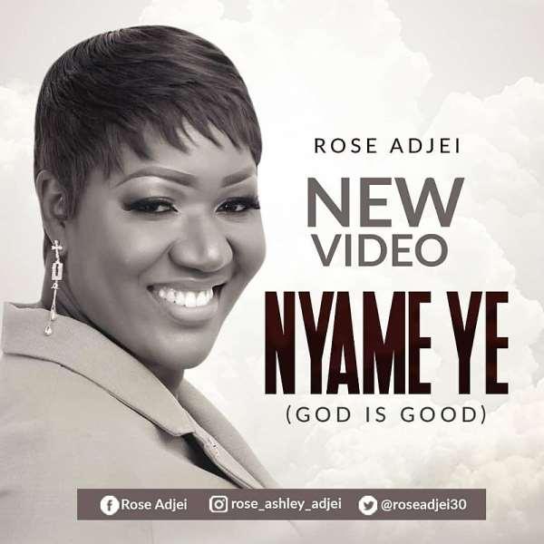 New Music Video: Rose Adjei – Nyame Ye