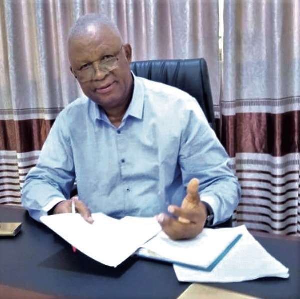 Gov't Peddled Untruth About NHIS Payment ― Volta NDC