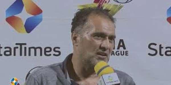 Turkish coach Kasim Gookyildiz