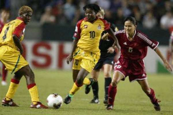 Adjoa Bayor Named Africa's Best Player