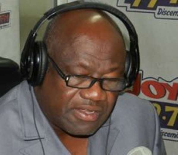 NDC's Fritz Baffour backs 110 ministerial appointments