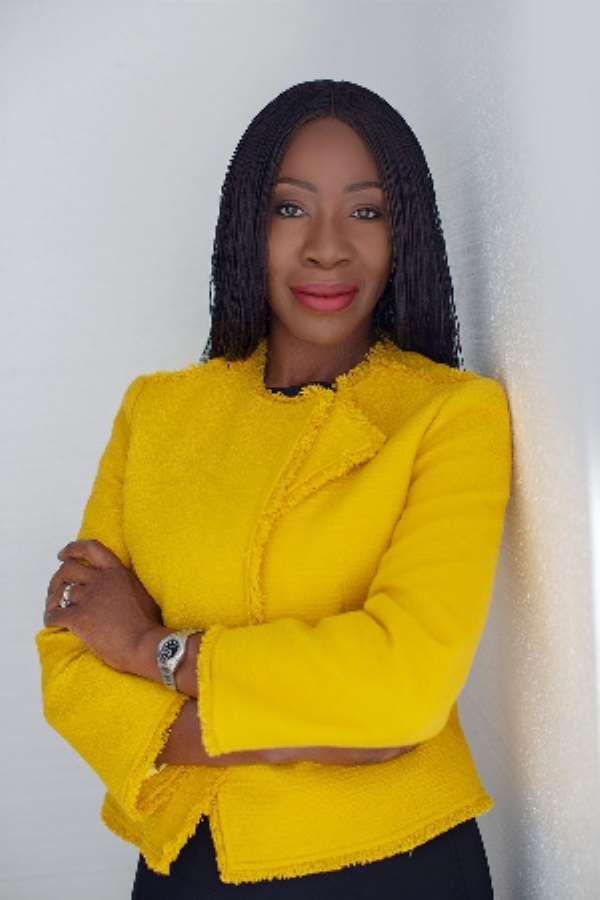 Mrs. Mansa Nettey - Chief Executive, Standard Chartered Bank Ghana Limited