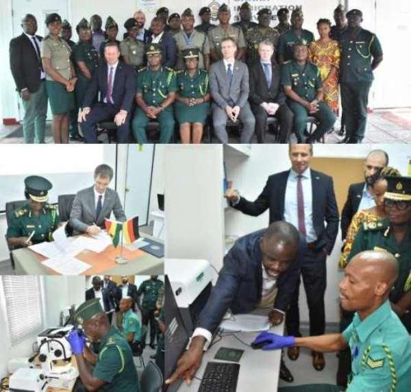 Ghana Anchor Of Security In West Africa – German Ambassador