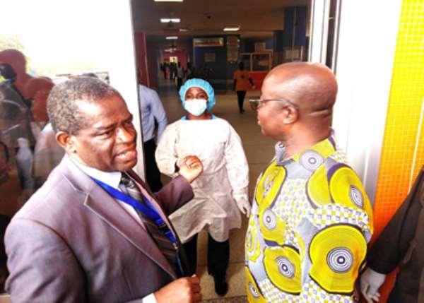 Coronavirus: KATH Boost Production Of Hand Sanitizers