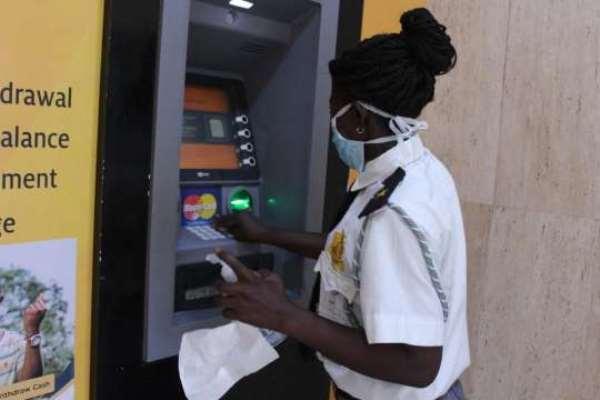 Coronavirus: Banks Boost Precautionary Measures To Prevent Spread