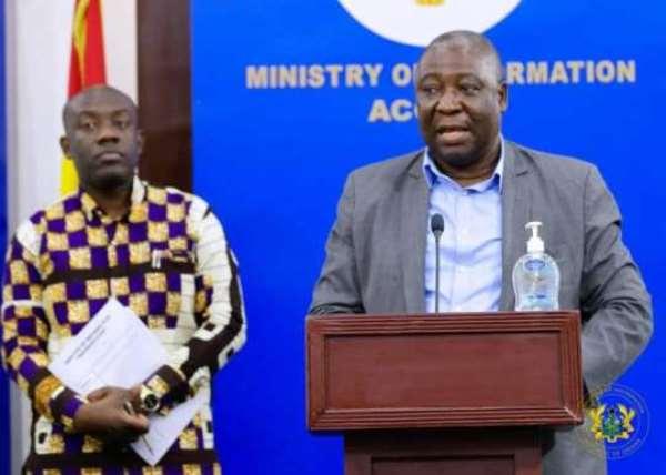 Coronavirus: Ghana's Confirmed Cases Still 7 - Badu Sarkodie