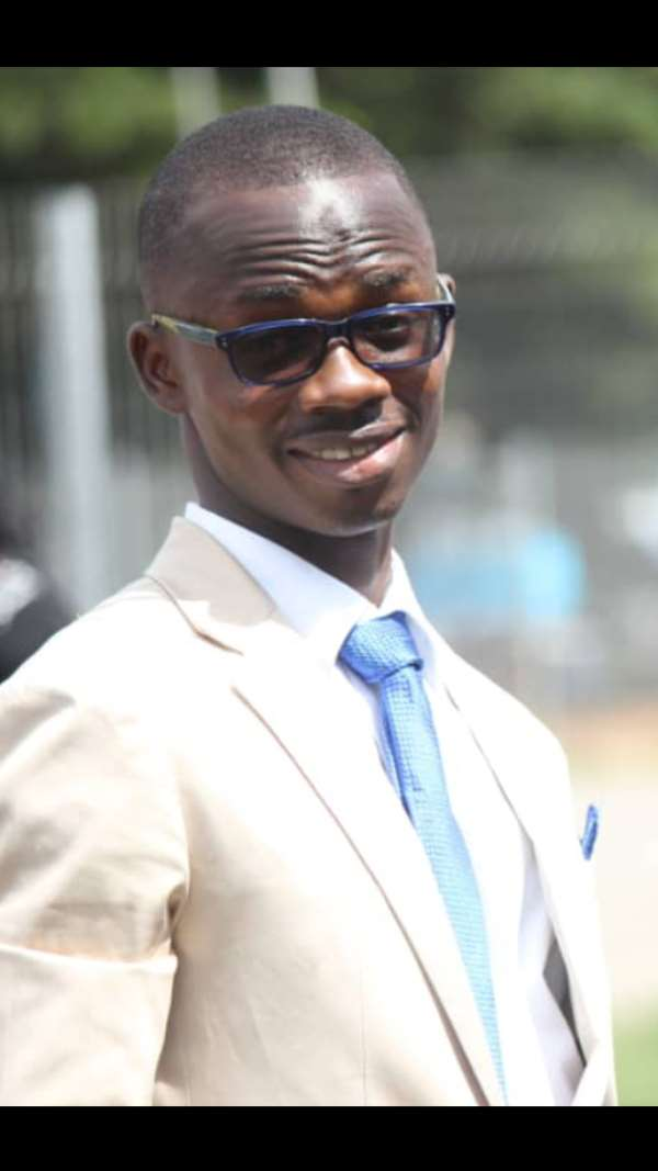 Ghana Can Become Like USA If We Focus On IT---Kwadwo Dwomo II