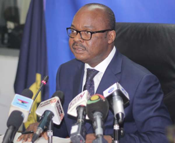 Coronavirus: BoG Reduces Policy Rate To 14.5%