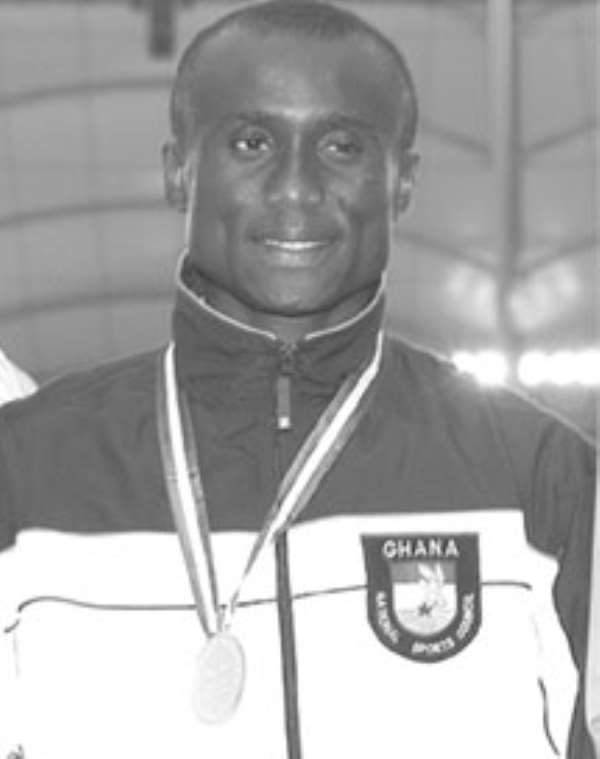 ATHENS'04: Gaisah Yet To Join Athletic Squad