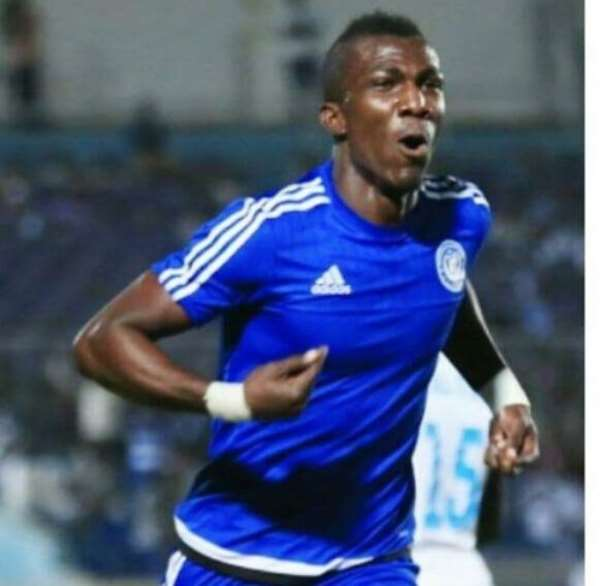 CAF Champions League: Abednego Tetteh bags brace as Al Hilal draw 2-2 with AS Port-Louis to reach Group stage