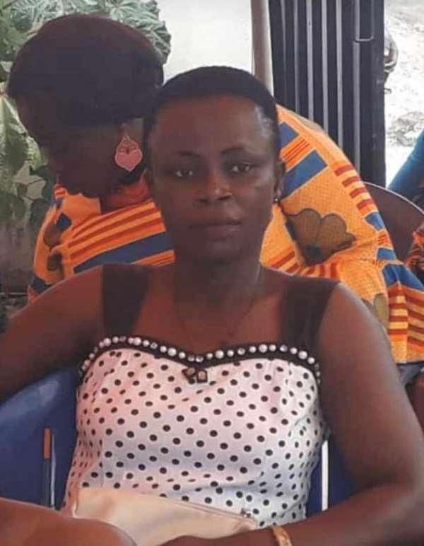 SAD: Emmanuel Agyemang Badu's Sister Killed In Berekum