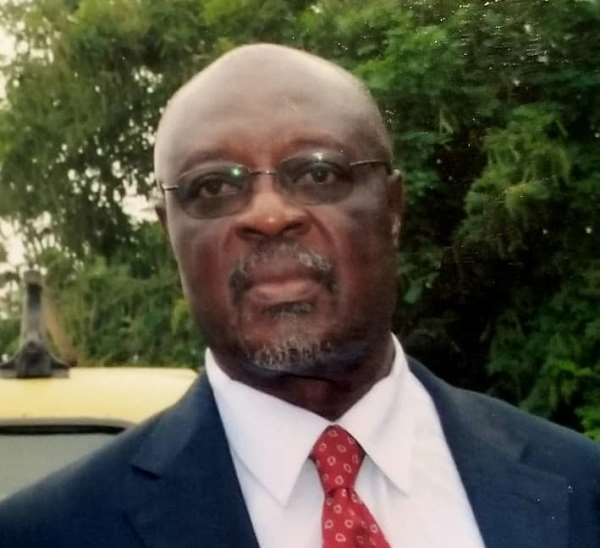 Alhaji Kwesi Yeboah