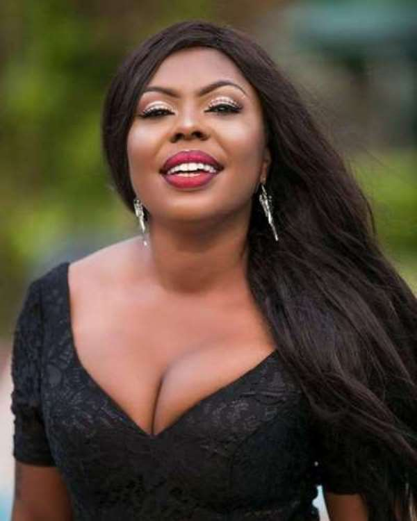 I Want To Be An Inspiration To The Youth —Afia Schwarzenegger