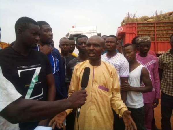 Onion Drivers Petition IGP, Speaker Over Police Extortions On Bawku-Kumasi Road