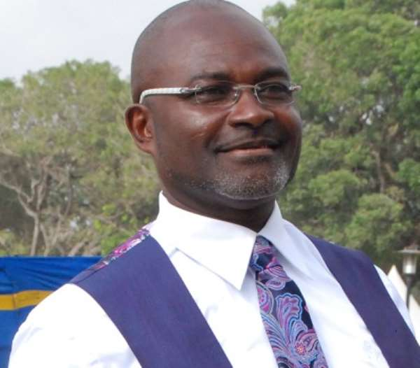 Coronavirus: Stop Trotro From Fully Loading Passengers To Avoid Spread - Ken Agyapong To Akufo-Addo