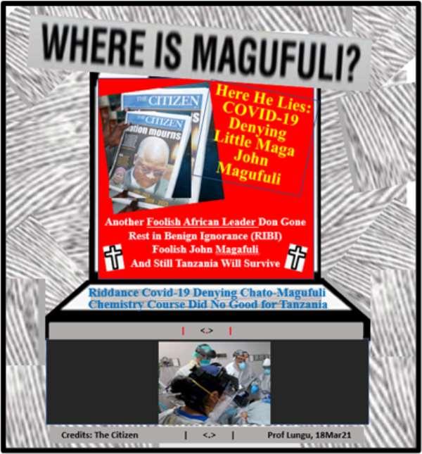 John Magufuli of Tanzania Was  Another Foolish African Leader
