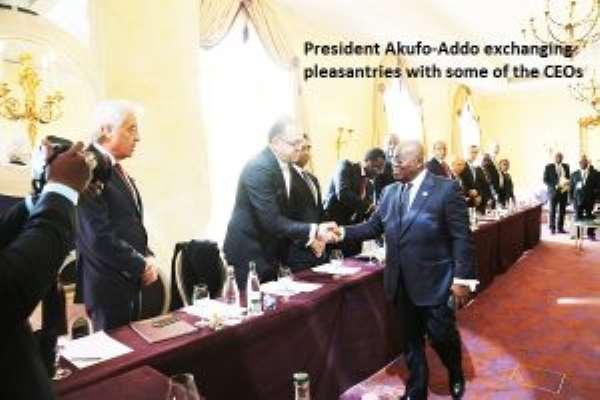 We Want To Build A Ghana Beyond Aid -Nana