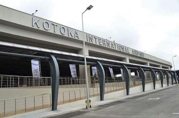 Coronavirus: VIP Lounge Of Kotoka Airport Closed Down