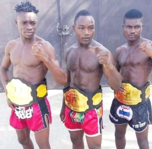 Pro Fighting Factory (PFF) Applauds Sports Authorities And Muay Thai Kick Boxing Fans