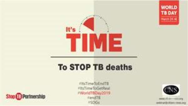 It's Time to bend the curve sharply to #endTB
