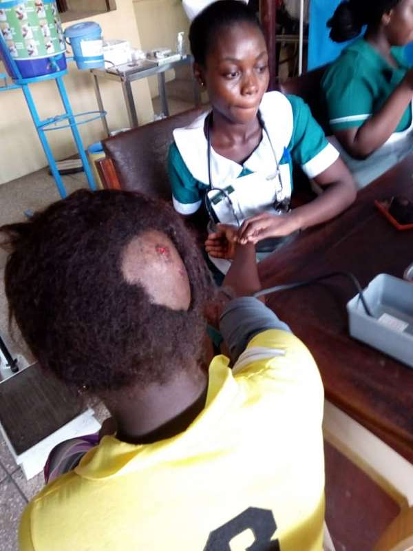 Letter to President Akufo-Addo: Scrap medical cost of violent abused cases