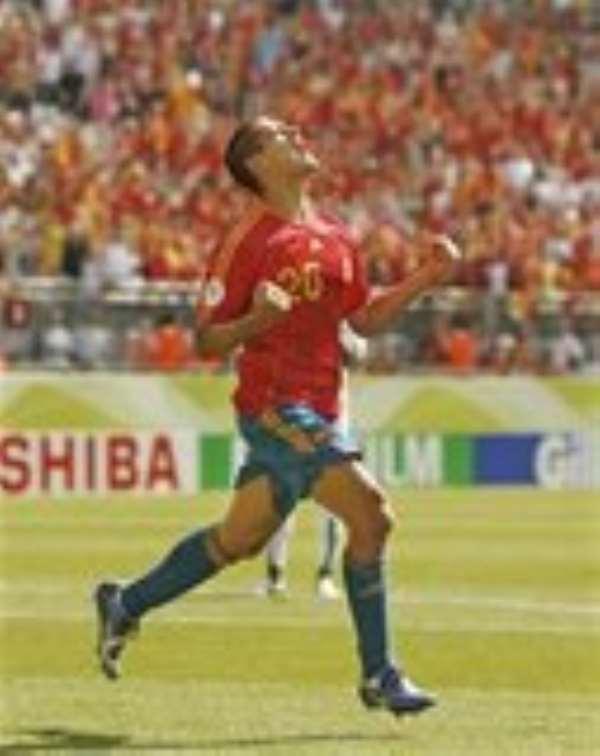 SAUDI ARABIA 0-1 SPAIN