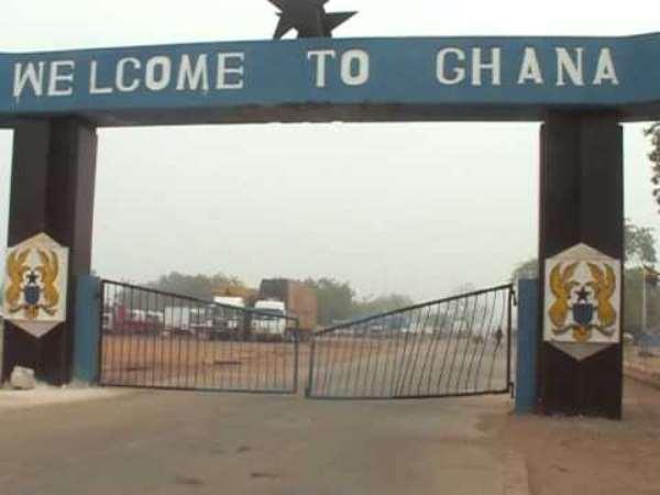 COVID-19: Paga Border Closed