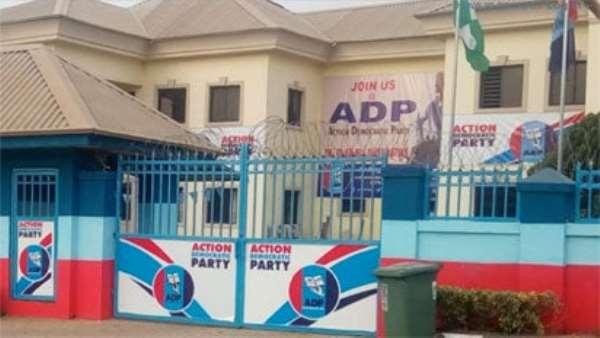 COVID-19: ADP Suspends Political Activities