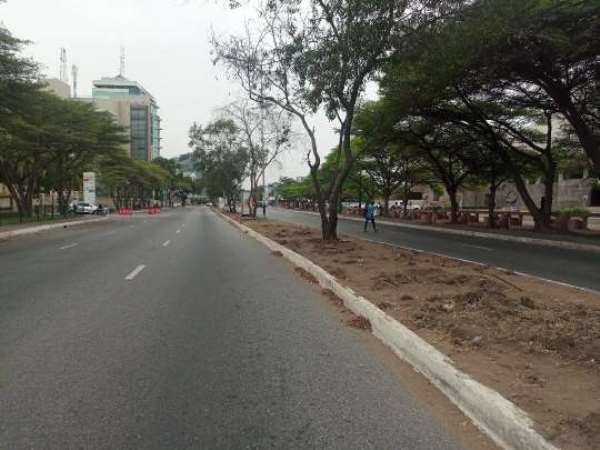 Streets Deserted Over Coronavirus Scare As Cases Go High