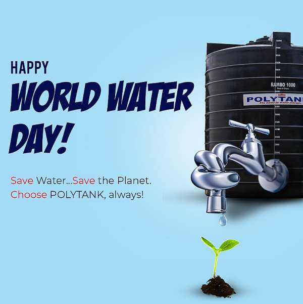 On World Water Day: Water And Climate Change...The Role of Polytank In Ghana