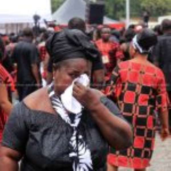 The Day that Kumawu will be awash with mourners and tears – Saturday, 3 July 2021