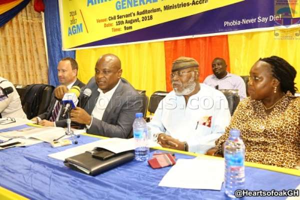 Hearts of Oak To Sanction Board If Club Loses Point, Says Supporters Chief