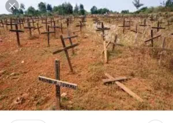 COVID-19: The Mass Burial Ground For African Souls