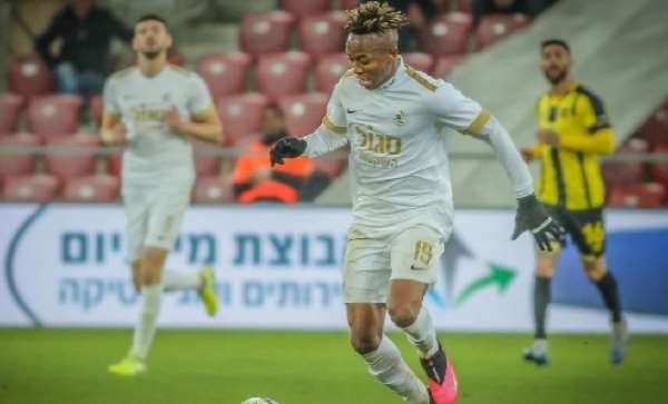 Samuel Alabi Nominated For Ashdod's Player Of The Season Award