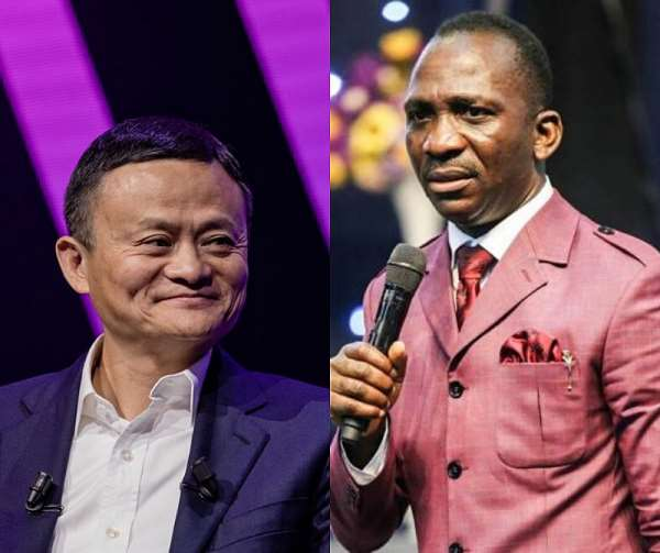 COVID-19: Jack Ma & Dr. Paul Enenche donate medical supplies to fight coronavirus in Nigeria.