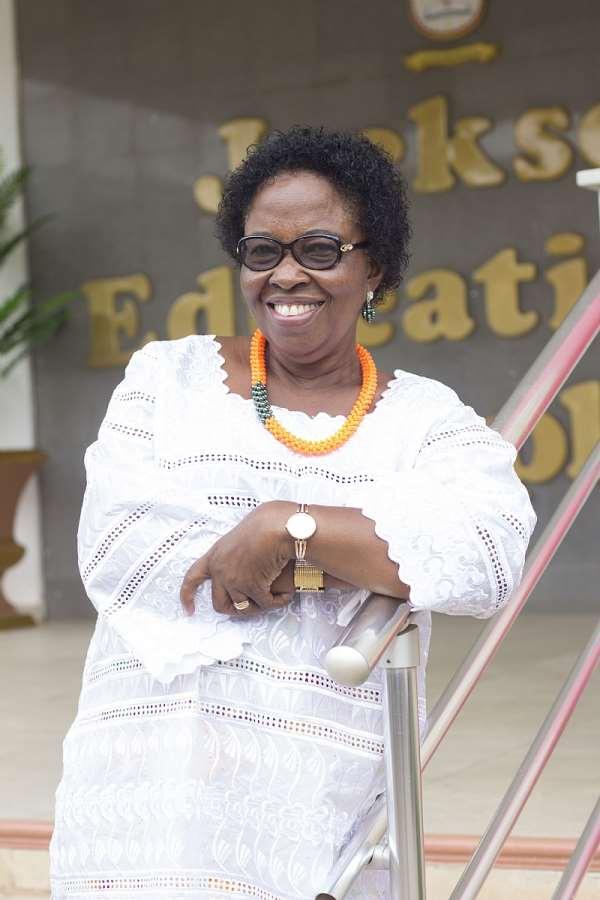 God Will Fight Ghana's Battle But Attitudinal Change Is Critical—Mrs Jackson