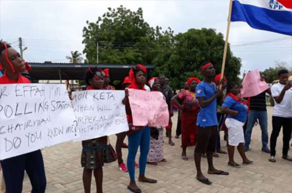 Some aggrieved NPP members