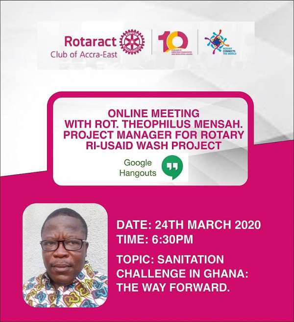 Utilizing Technology Amidst COVID-19: The Accra-East Experience
